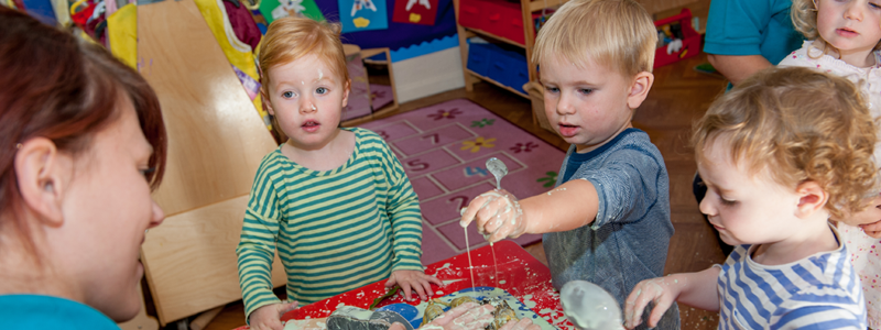 EYFS Childcare Chester